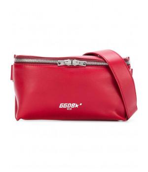 Поясная сумка Golden Goose red