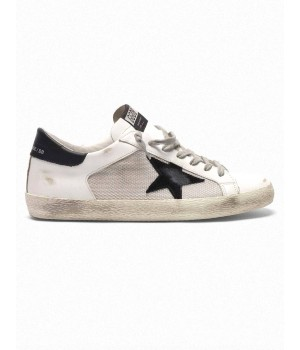 Кеды Golden Goose  'Superstar' canvas мужские
